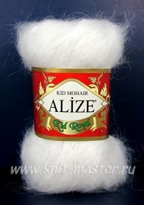Alize Kid Royal Mohair 50