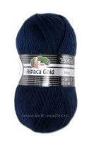 Madame Tricote Paris Alpaca Gold